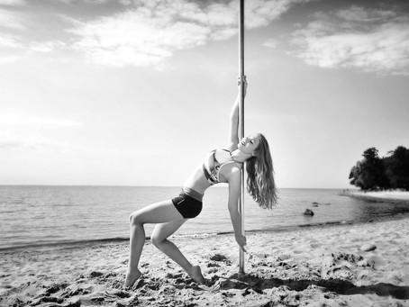 Инструктор Pole dance sport(KIDS) - Ксения Дмитриева.