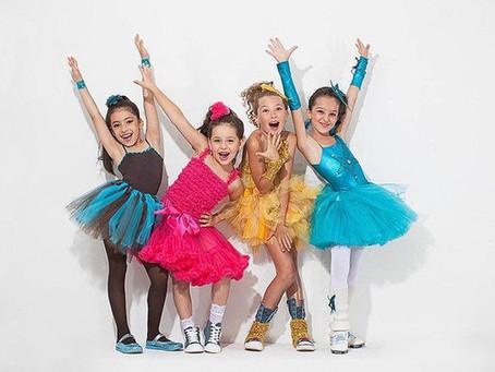 Открытие танцевальных групп для самых маленьких!