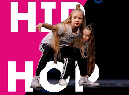 Новый набор детей  и подростков в группы Hip-Hop