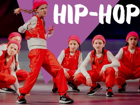 НАБОР в группы Hip-Hop