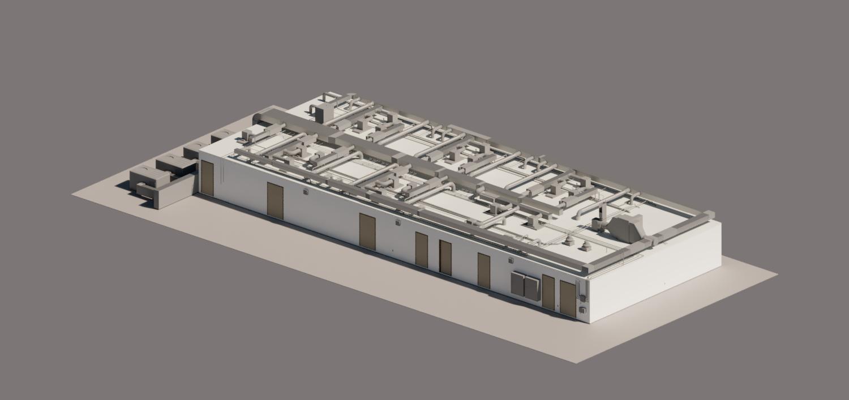 Mobile Covid-19 Isolation Units