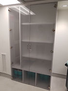 Cleanroom Storage Unit