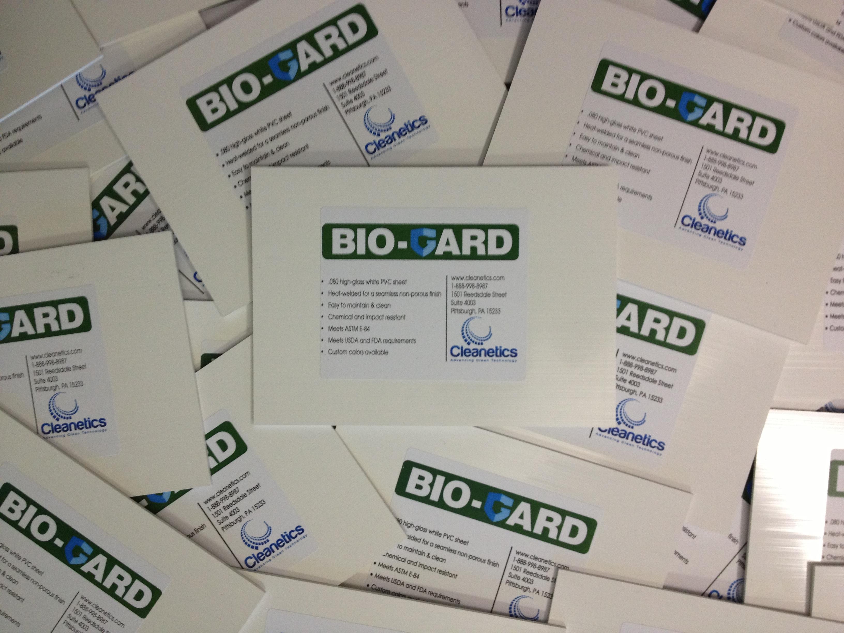 Bio-Gard Samples