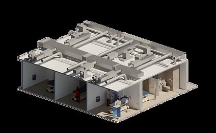 Modular Isolation Units