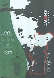 Rural Show 98 leaflet