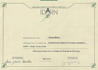 IDARN Enquadramento regional Nuno Meira