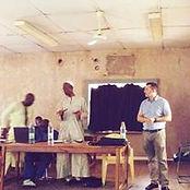 Traiing facilitation in Tambacounda, Senegal