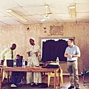 Traiing facilitation in Tambacounda, Senegal