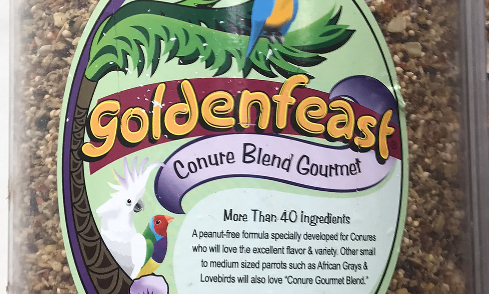 GF Conure Blend /lb