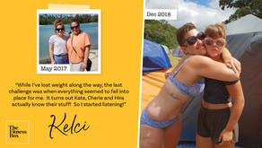 Kelci's Story