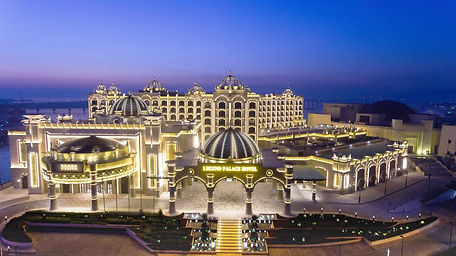 Legend Palace Hotel and Casino