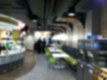 M/E/P engineering design services for UB Red Jacket Dining Hall