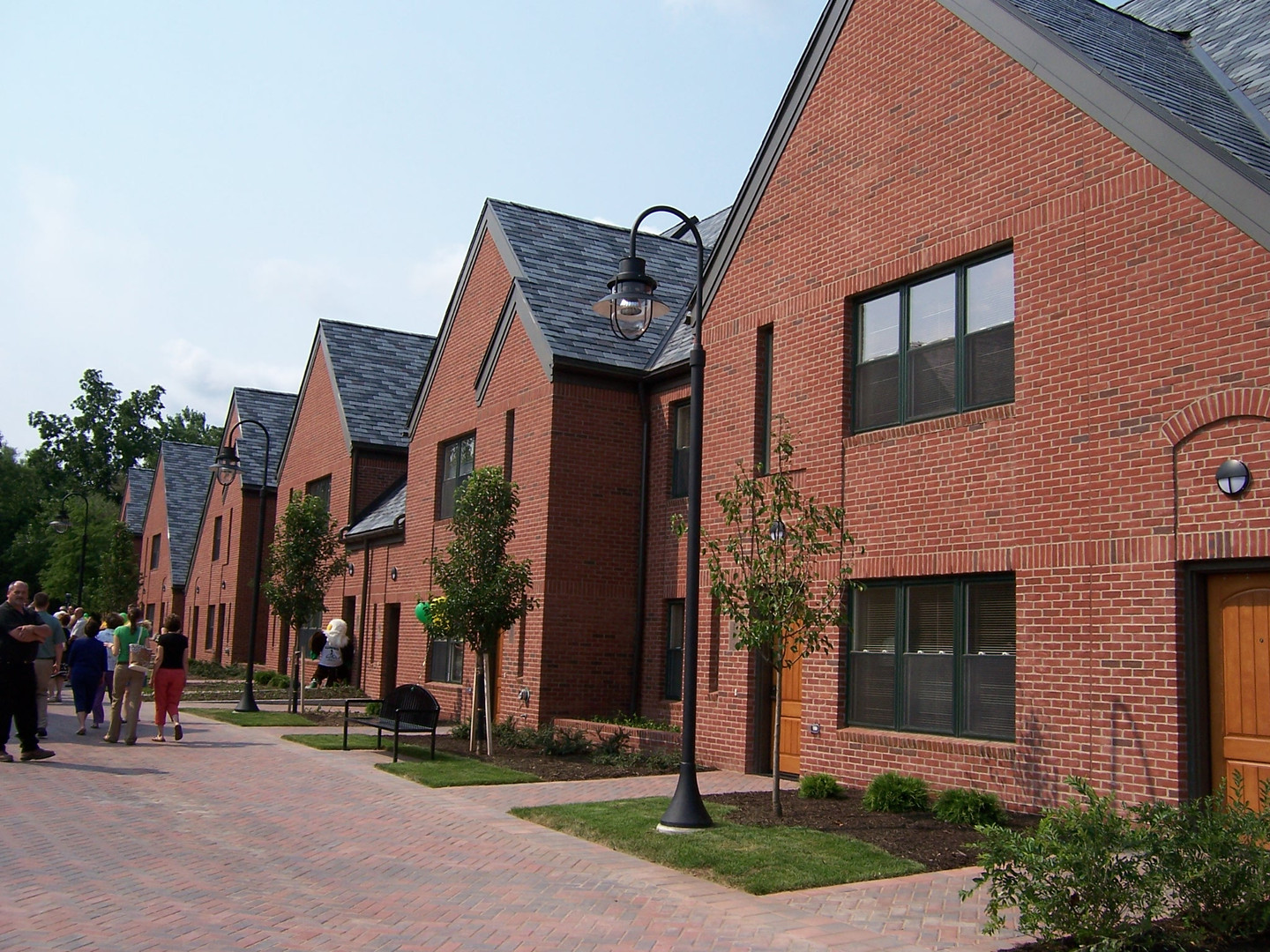SUNY Brockport Student Townhomes