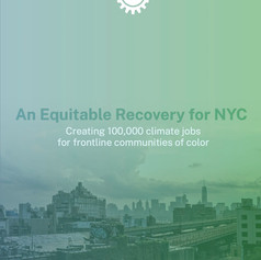 An Equitable Recovery Plan for NYC