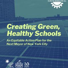 Creating Green, Healthy Schools