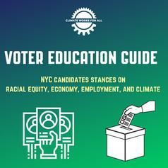 Voter Education Guide