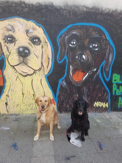 Graffitti - Blackpepperart