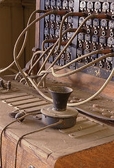 Bodie phone switchboard