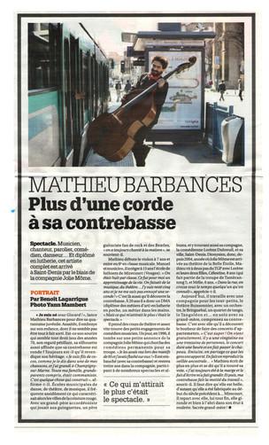 Le Journal de Saint-Denis, 15 avril 2015