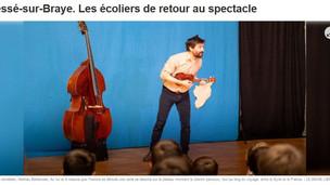 Ouest France, du 20 mars 2021