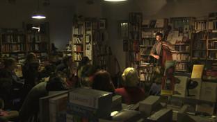 Concert à la libraire Folies d'Encre à Saint-Denis, le 26 mars 2015
