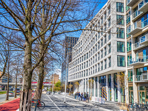 Rockfield Real Estate levert Wembley op met 126 betaalbare huurwoningen in Amsterdam
