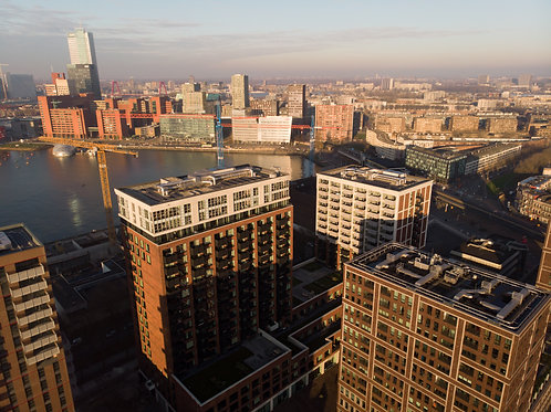 Brede Hilledijk 102A, Rotterdam | 77m2 | Two-bedroom apartment 3 | €1.295,- p/m