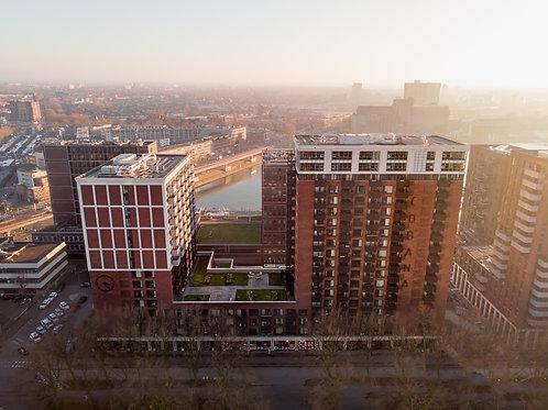 Brede Hilledijk 148F, Rotterdam | 65m2 | Apartment 5 | €920,- p/m