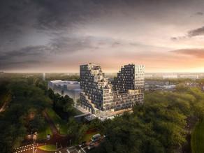 The Cube wins architecture prize