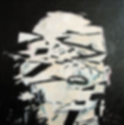 Willy DeVille, Porträt, Detlev Foth, Porträtmalerei, ölbild, öl auf leinwand