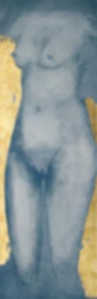 Akt, Ölbild, Ioana Luca