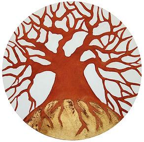 Ölbilder auf Holz, Ioana Luca