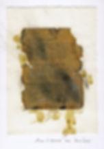 Collage, Ioana Luca, Buchblatt, rumänisches Gebetbuch, alt, Kunst,