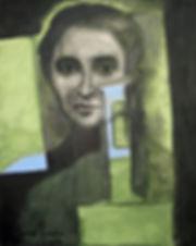 Männerporträt, Ioana Luca