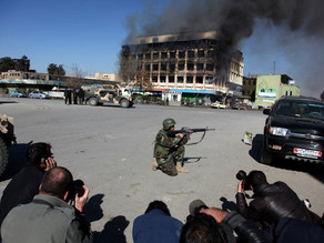 Security Brief: Afghanistan's War on Journalists