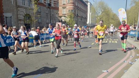 Adapting to marathon day