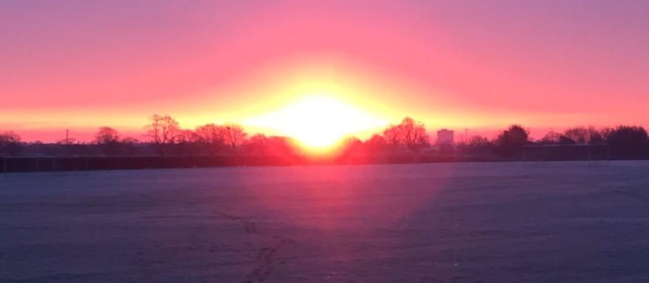 A Spot of Winter Sunshine: Vitamin D