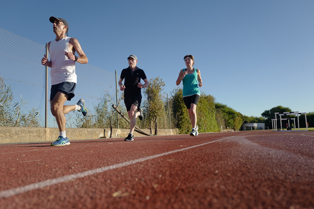 Algarve Track Running