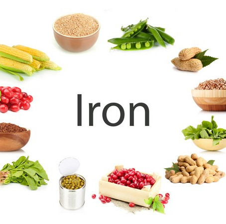 Ironing out the creases: the role of iron in a runner's diet