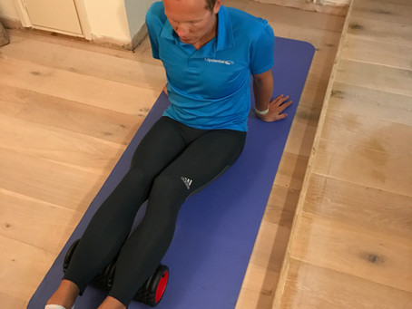 Our Guide to Foam Rolling