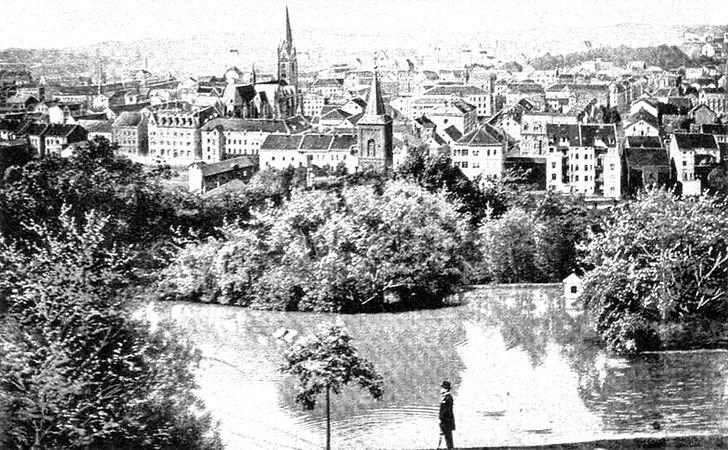 Stadtgarten Schwanenteich Panorama.jpg