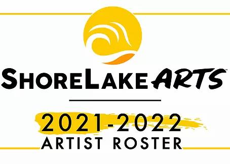Honored by ShoreLake Arts