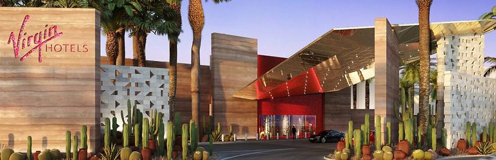 Extérieur Virgin Hotels Las Vegas