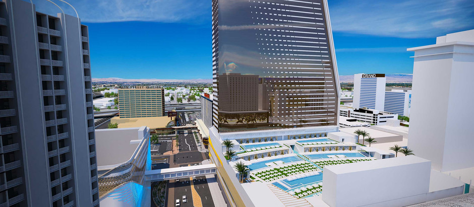Un nouveau casino resort au coeur de Downtown Las Vegas