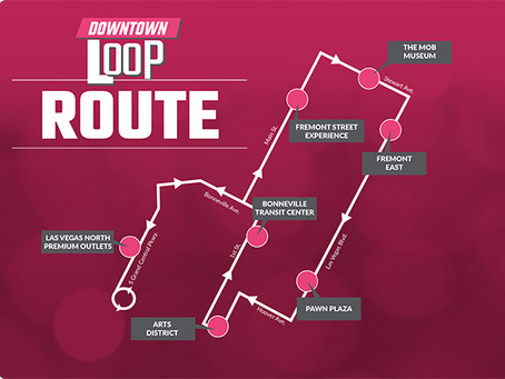 Circuler Downtown avec le Downtown  Loop