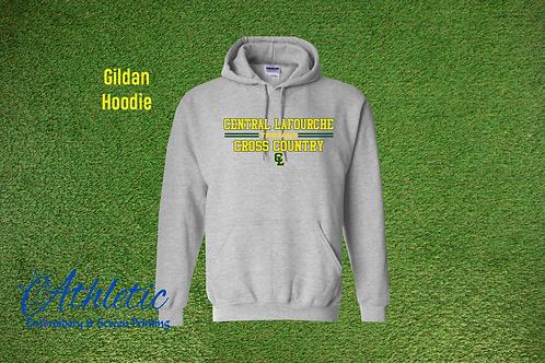 Gildan Hoodie Cross Country