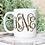 Thumbnail: Leopard Monogram Mug