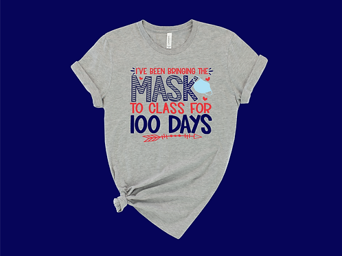 Mask to Class for 100 Days
