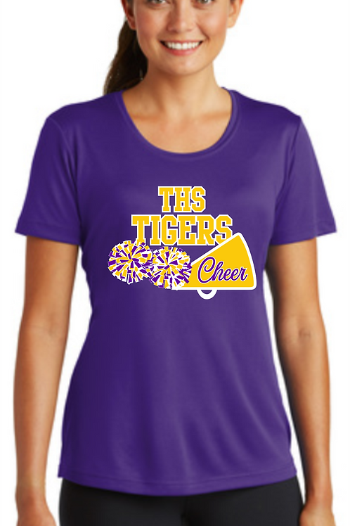 MANDATORY THS Cheer Shirt