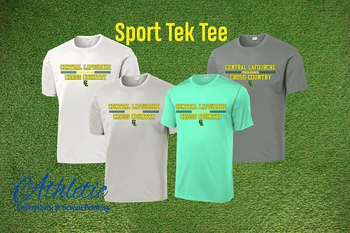 Sport Tek Tee Cross Country
